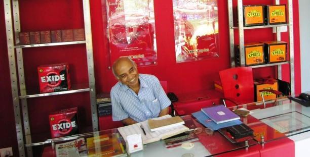 SF SONIC automotive batteries - Franchise Outlet, Saptadaha, Kolkata