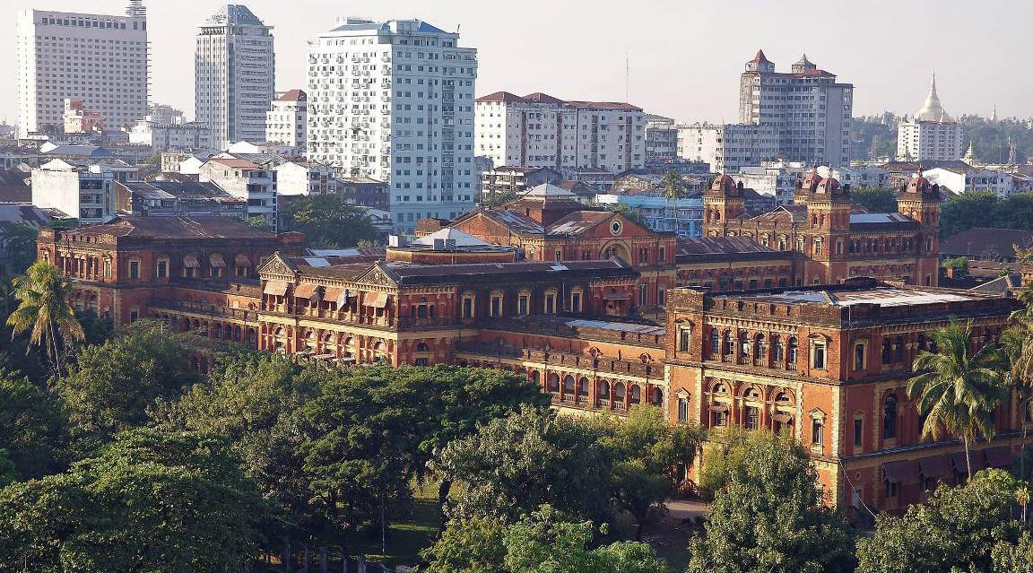CMP SECRETARIAT BUILDING